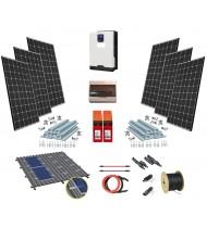 24V 1,5kW Sistem Fotovoltaic / Instalatie fotovoltaica