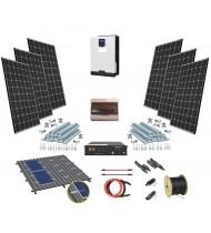 24V LiFePo 1,5kW Sistem Fotovoltaic cu tehnologie Litiu