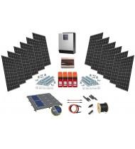 48V 3kW-5kW Off-Grid Sistem fotovoltaic / Instalatie fotovoltaica