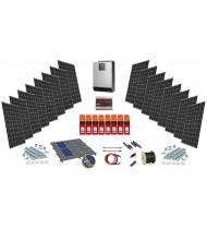 48V 4kW-5kW Off-Grid Sistem fotovoltaic / Instalatie fotovoltaica