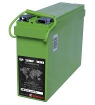 Acumulator solar AGM VRLA 100Ah 2 ani Garantie