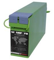 Acumulator solar AGM VRLA 70Ah 2 ani Garantie