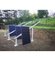 Structura pentru Sol 12 panouri fotovoltaice