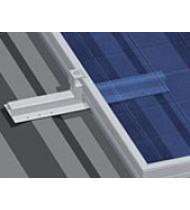 1 Panou - Suport universal pentru acoperiș tablă, fibro- azbociment- Universal
